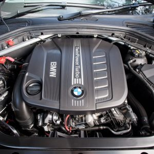 BMW N57 Motor